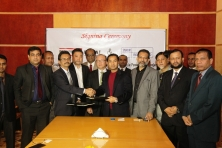 Ashuganj Power Plant Signing Ceremony