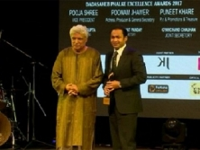 Sayem Sobhan honoured with Dadasaheb Phalke Excellence Awards 2017